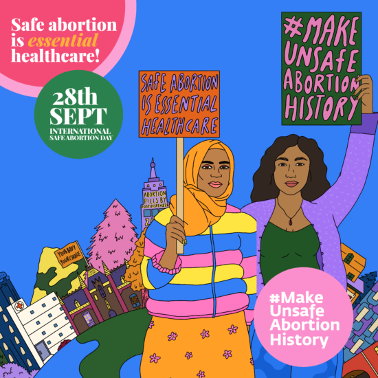 Why Digital Rights are Crucial to #MakeUnsafeAbortionHistory