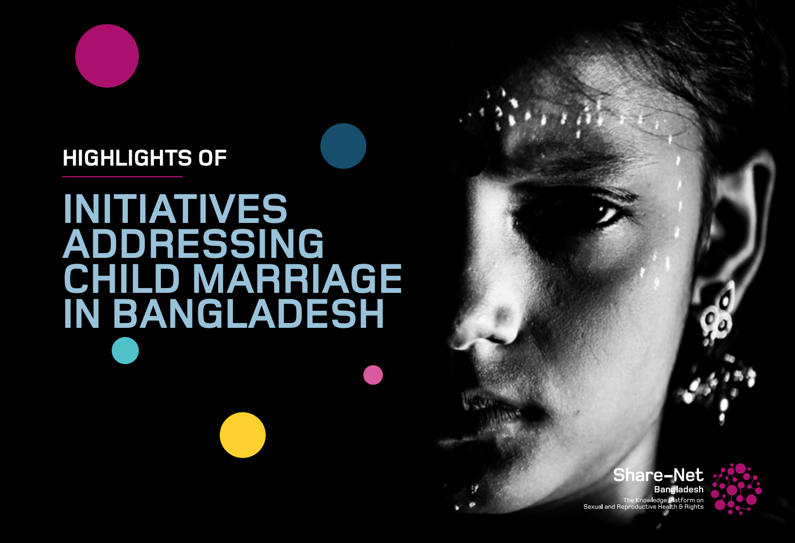 Initiatives Addressing Child Marriage in Bangladesh