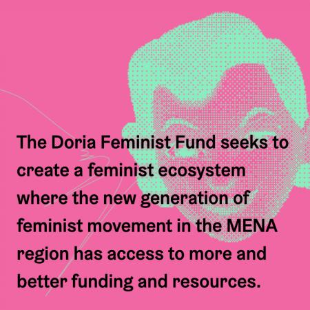 Doria Feminist Fund | Feminist Group Support in the MENA Region
