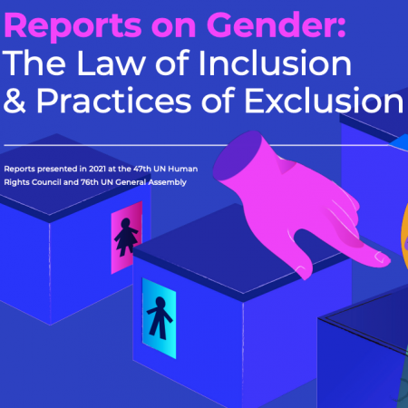 UN Reports on Gender: The Law of Inclusion & Practices of Exclusion