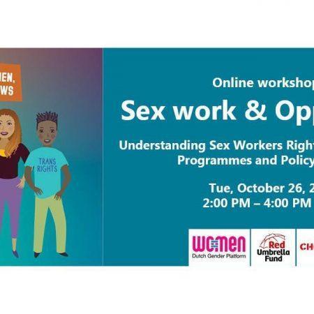 Online workshop: Sex work & Opposition