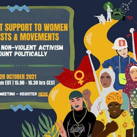Feminist Support to Women Activists and Movements