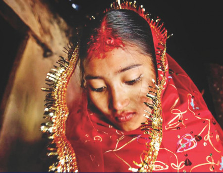 Research findings: Child marriage rates soar in Cox's Bazar in shadow of the pandemic