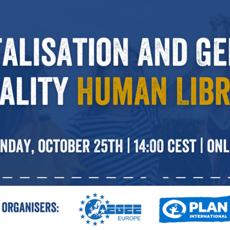 Digitalisation and Gender Equality Human Library